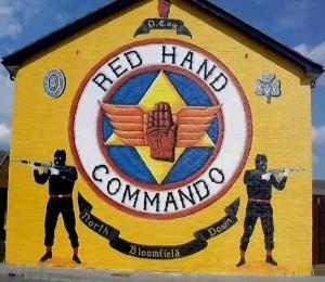 lojalistiske paramilitære