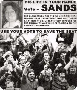 vote bobby sands
