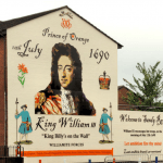 william of orange mural