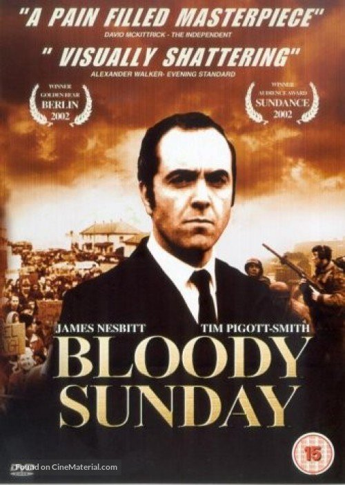 bloody sundays lead to bloody years essay Bloody sunday essay sample also known as bloody sunday the people of northern ireland gained a as a humans civil rights it should never lead to.