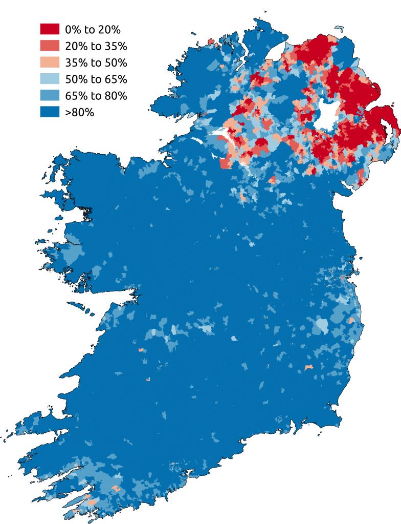 Religion in the Republic of Ireland
