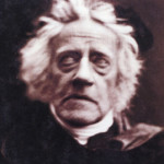 Sir John Herschel - possibly after reading discoveries attributed to him in The Sun