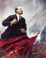 1930-lenin-on-the-tribune