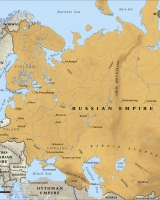 11. Empire russe vers 1914