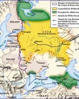 17. Russisk borgerkrig 1918-21