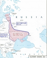19. Treaty of Brest Litovsk losses