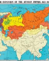 2. Russisk imperiets ekspansjon