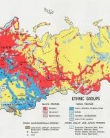 3.Russiske etniske grupper