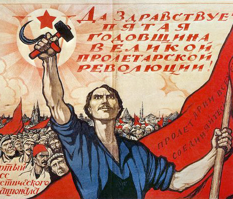The Russian Revolution By 97