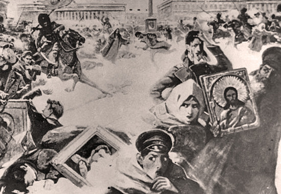 The russian revolution of 1917 essay