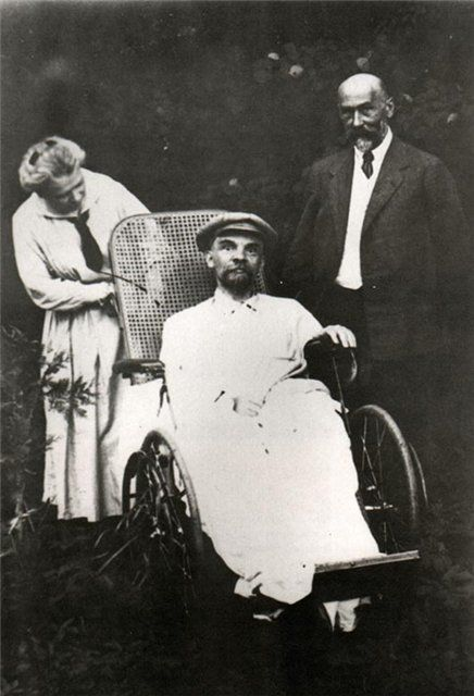 Lenins death in 1924 essay