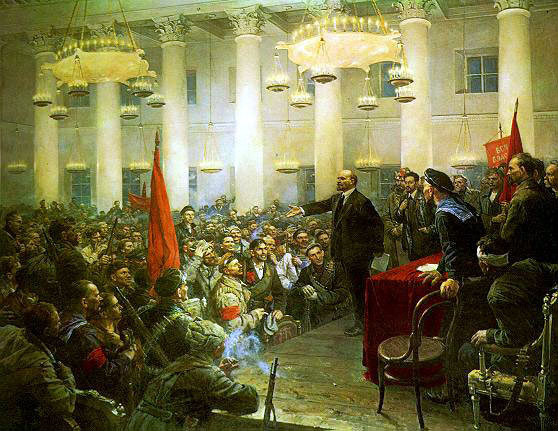 party organisation and revolution