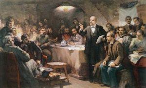 lenin bolsheviks 1903