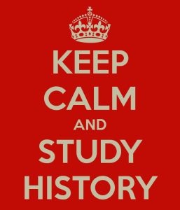 studying vce history