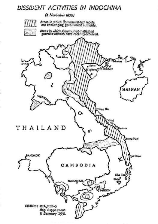 Vietnam War Maps Vietnam War - Vietnam map outline