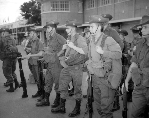 A history of australias involvement in the vietnam war