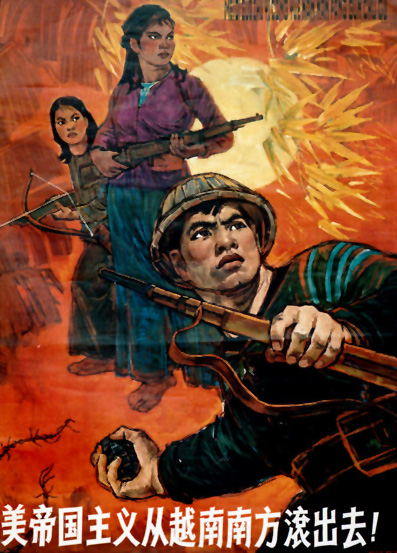 Chinese and Soviet involvement in Vietnam