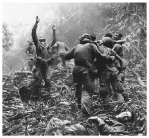 vietnam war soldiers