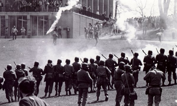 Kent State University Ranking >> The anti-war movement in the West