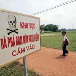 vietnam land mines