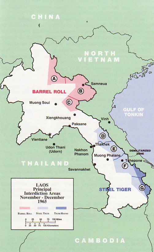 Laos During The Vietnam War