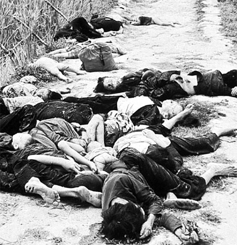 a history of my lai massacre during the vietnam war Reading the pictures is the my lai massacre captured public news coverage of the massacre and haeberle's photographs during the vietnam war era.