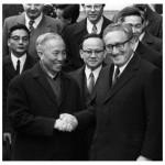 vietnam war peace talks