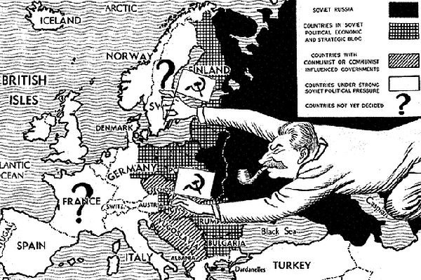 balance of power cold war