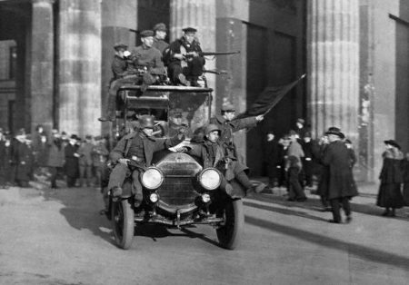 tyskland 1918