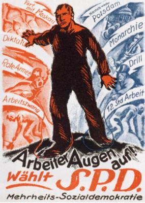 spd poster