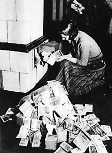 Weimar-republikken mislyktes