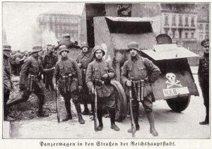 Cronología de la República de Weimar