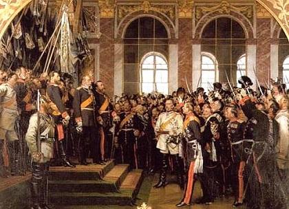 keiserlig tysklands forening