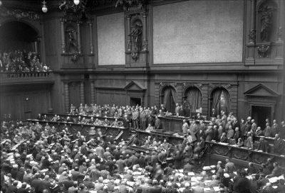 Weimar republikens riksdag