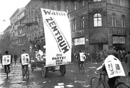 zentrum banner