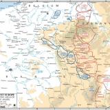 16. Die Westfront August 1914