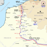 17. The Western Front - race to the sea 1914