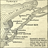 19. The Dardanelles campaign 1915