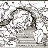 22. The Austrian-Italian border 1916