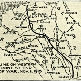 31. The Western Front November 1918
