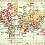 4. The British Empire 1897