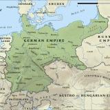 5. Det keiserlige Tyskland ca 1900