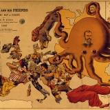 6. John Bull og vennene hans 1900