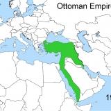 8. Det osmanske riket tap 1913