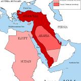 9. Ottomanske imperiets territorium 1914