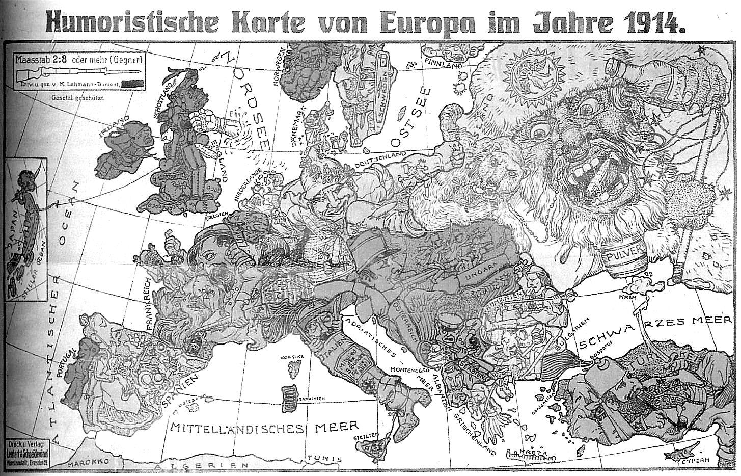 an analysis of germany in world war i Why germany really lost world war ii  from a purely fuel standpoint, the fall of france has to be considered the greatest victory of the war for germany that is, for the first and only time, hitler ended a campaign with more oil than he had when he started  yet america remained cautious for a time a pre-war us navy analysis.