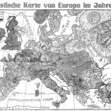 1914-a-humorous-map-of-europe-in-the-year-1914germany