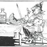 1914-the-Kaiser-drømmer-of-the-end-of-the-world-uk