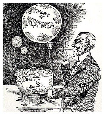 an analysis of the treaty of versailles effect on germany The covenant and the constitution of the league of nations were part of the terms of the treaty germany was not invited to 'should the treaty of versailles.
