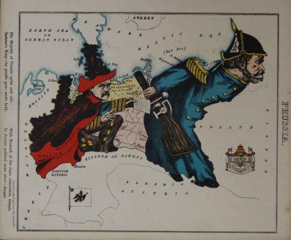 preussisk militarisme